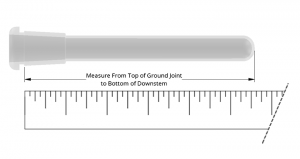 SIpipes Downstem Measurement