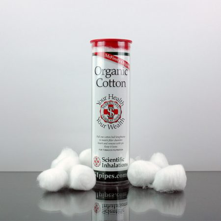 SIpipes 40-010 Organic Cotton for Smoke Filtration
