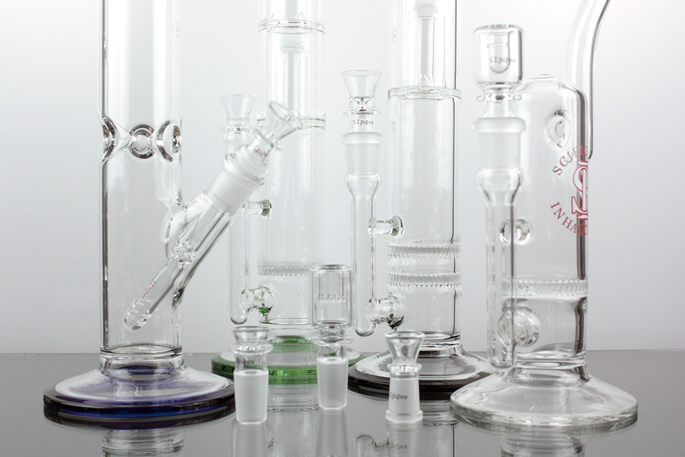 SIpipes Bowls and Slides