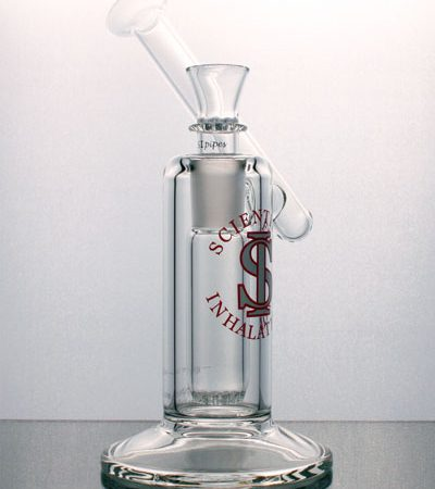 SIpipes-83-017-Mini-Honeycomb-Bubbler-18mm-Bowl