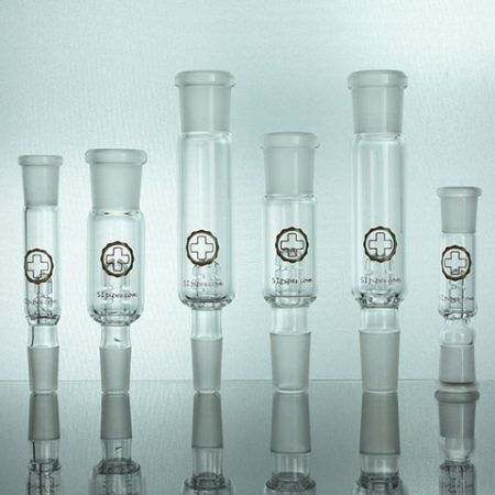 Glass Carbon Filter Adapters