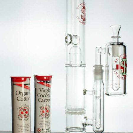 SIpipes-80-318-Einstein-Triple-Filtered-Glass-Bubbler