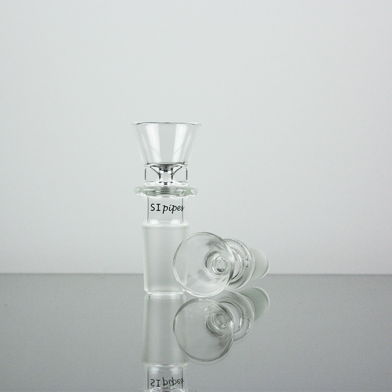 SIpipes Glass Single Hole Bowl - Male