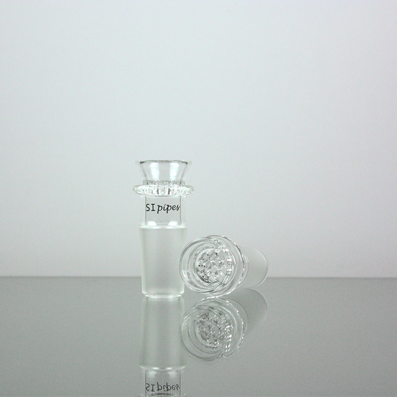 SIpipes OB Gold Honeycomb Glass Screen Bowl