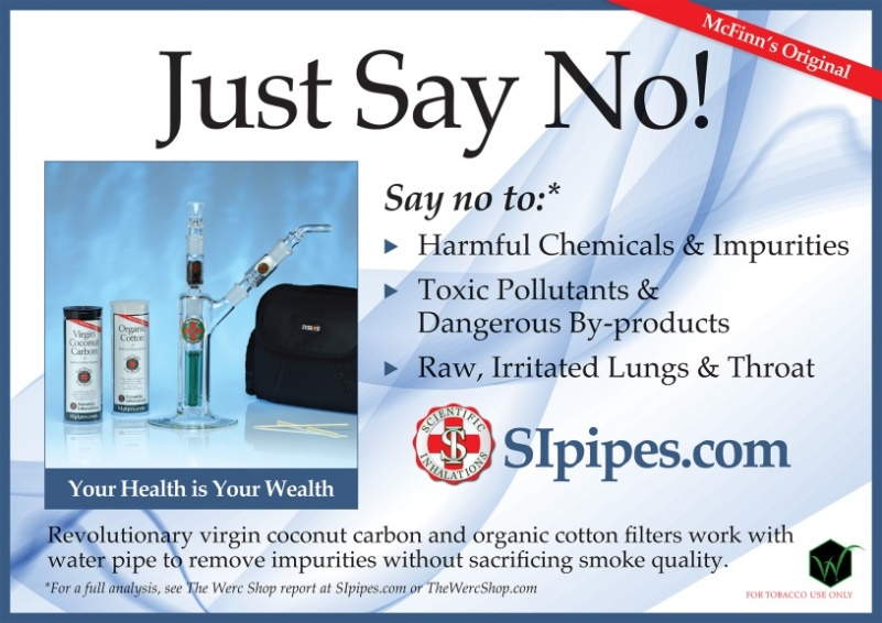 SIpipes Just Say No